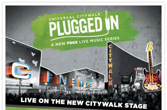 Free Concert Series in Hollywood / Universal City, CA