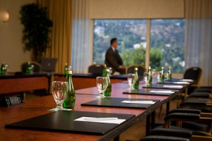 Meeting event space at the Hilton Los Angeles / Universal City hotel