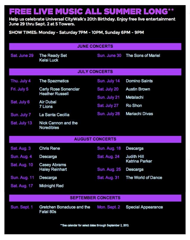 Citywalk-Concert-Lineup-2013