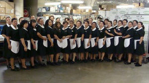 Hilton Universal Housekeeping Team