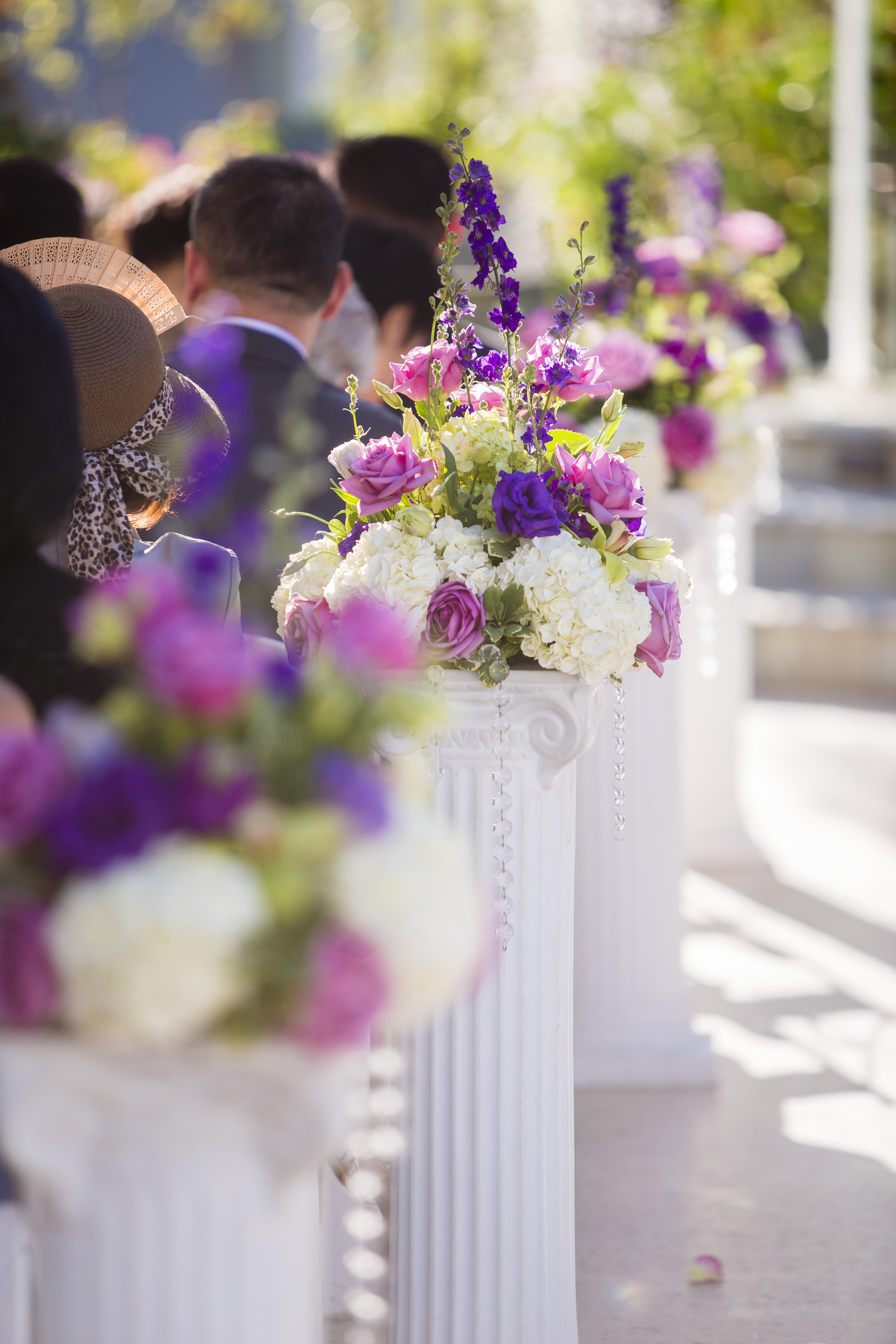 Southern California Wedding Universal City Los Angeles